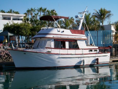 1984 Chb Chien Hwa Double Cabin Trawler