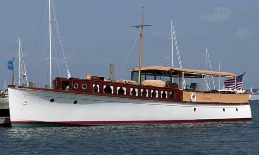 1921 Custom Great Lakes Boat Building