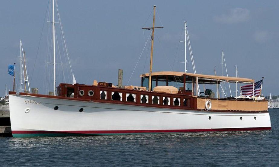 1921 Custom Great Lakes Boat Building Motor Boot zum Verkauf - www on