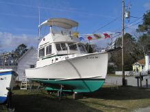 1984 Sisu Downeast Lobster Flybridge