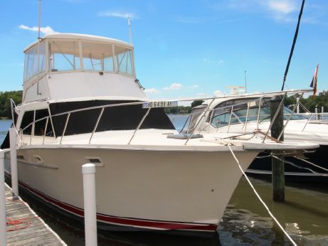 1980 Jersey 40 Executive Sportfisherman