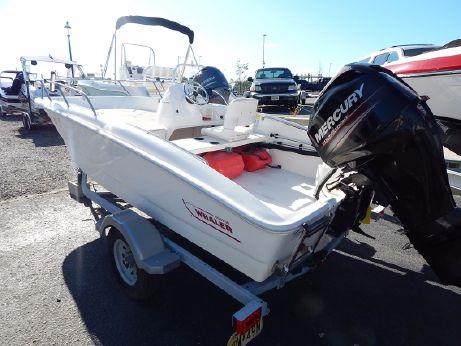 2016 Boston Whaler 150 Super Sport