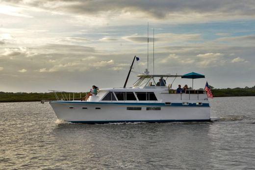 1967 Hatteras Motor Yacht