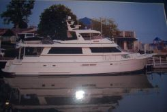1989 Hatteras Freshwater Custom 74' CPMY