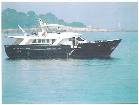 2000 Benetti Sail Division 75