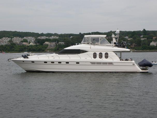 2001 Princess Viking Sport Cruisers 68 Motor Yacht Power