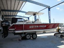 1993 Intrepid 26 Open Center Console