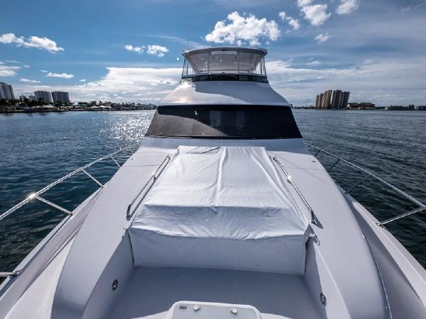 Used Hatteras Yachts for Sale - SYS Yacht Sales
