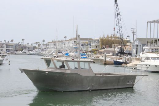 2014 Custom Aluminum Pilothouse