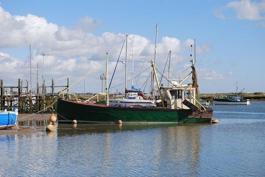 1950 Classic Fishing Boat