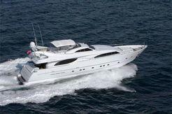 2001 Ferretti Yachts