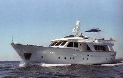 2004 Benetti Sail Division 79 SD