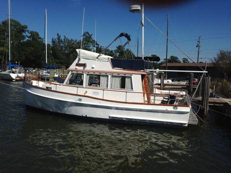 1979 Grand Banks Sedan Trawler