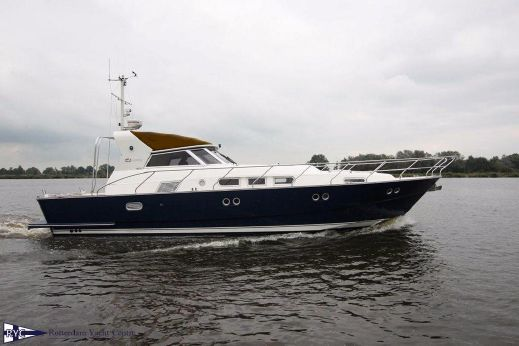2007 Linssen 45 DS Variotop