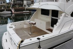 photo of  51' Riviera 51 Enclosed Bridge