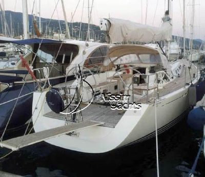 2005 X-Yachts 50