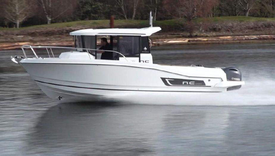 2019 Jeanneau NC 795 Sport Power Boat For Sale - www