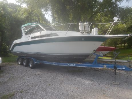 1993 Carver 280 Mid Cabin Express