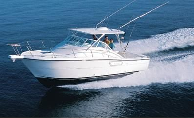 2002 Rampage 30 Offshore