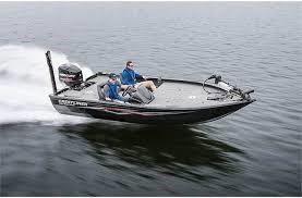 2018 Crestliner 1850 Bass Hawk