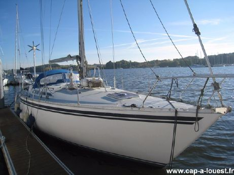 1983 Marine Projects MOODY 41