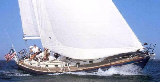 1986 Little Harbor 46