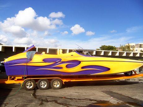 2008 Ocean Express 38