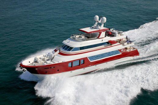 2015 Mcp Yachts Europa 100