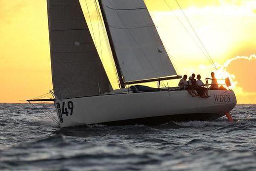 2007 Class 40 Akilaria