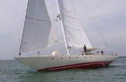 2008 Custom sloop classic moderne alliage