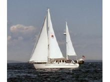 1997 Nauticat 38 Ketch