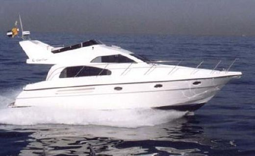 2004 Gulf Craft Ambassador 42