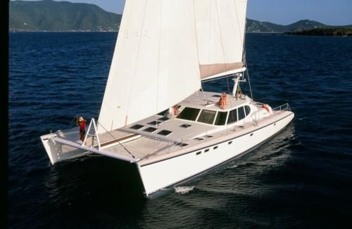 1999 Caribe Yachts Sunset 65