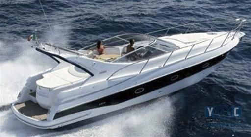 2005 Sessa Marine C42 OPEN