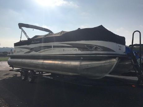 2010 Suntracker REGENCY PB 25XP3