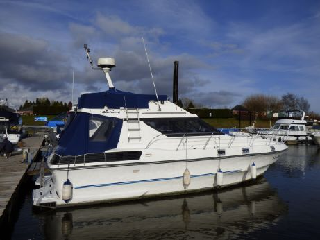 1987 Birchwood TS33 Flybridge