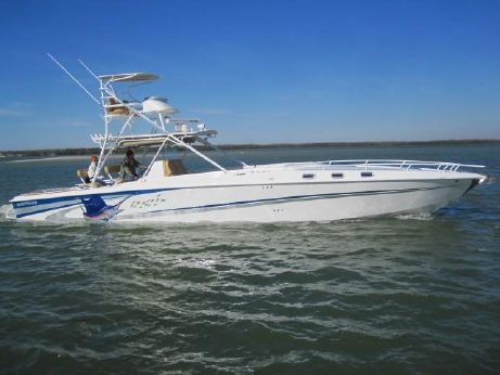 2008 Don Smith Don Smith 45 Center Console