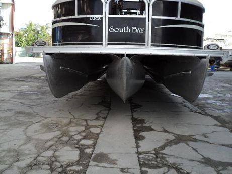 2010 South Bay Pontoons 522CR