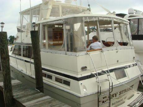 1985 Viking Yachts 44 Aft Cabin Motoryacht