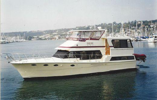 1989 Lien Hwa Motor Yacht