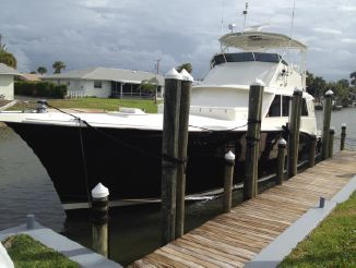 1975 Hatteras Convertible Sportfish- Will trade for big Center Console