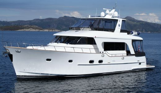 2017 Explorer Motor Yachts 58 Pilot House