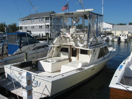 1986 Blackfin Flybridge