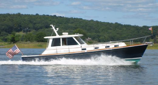 2004 Grand Banks Eastbay 43 HX