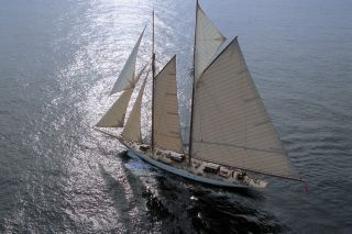 1905 George Lawley & Sons Schooner 49