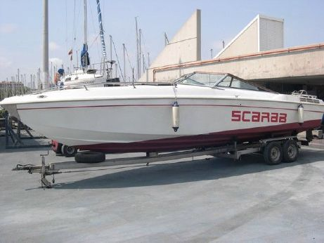1987 Wellcraft SCARAB