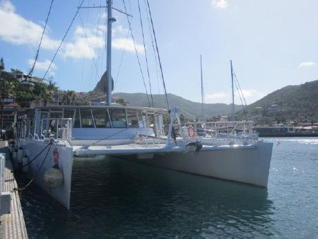 2011 H2x Maxi Day Charter Cat