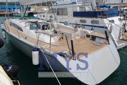 2008 Gieffe Yachts GY 53
