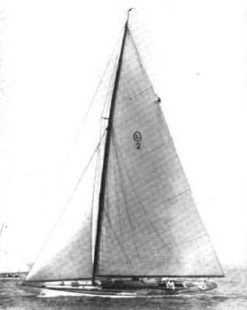 1916 Herreshoff New York 40