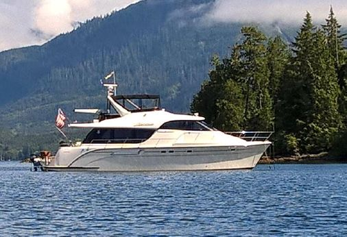 2000 Bracewell Pacesetter 540 Pilothouse